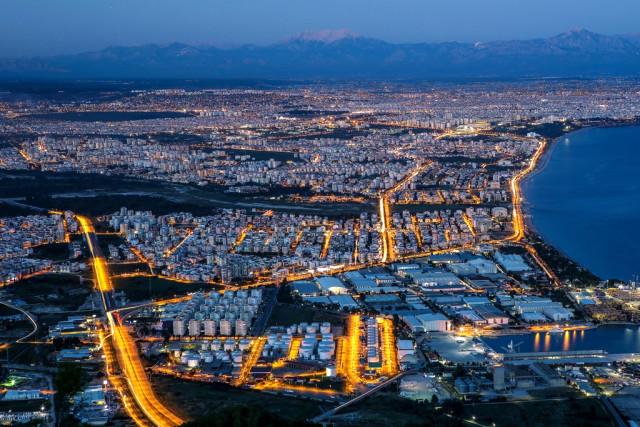 Antalya'da Konut Fiyatları 5 Yılda %85 Arttı